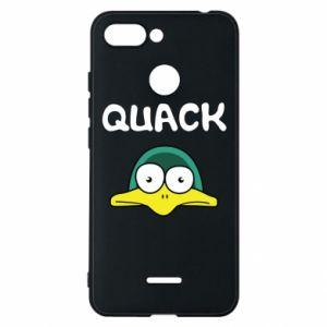 Etui na Xiaomi Redmi 6 Quack