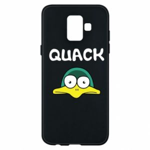 Etui na Samsung A6 2018 Quack