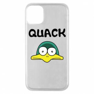 Etui na iPhone 11 Pro Quack