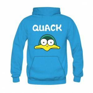 Bluza z kapturem dziecięca Quack