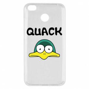 Etui na Xiaomi Redmi 4X Quack