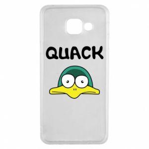 Etui na Samsung A3 2016 Quack