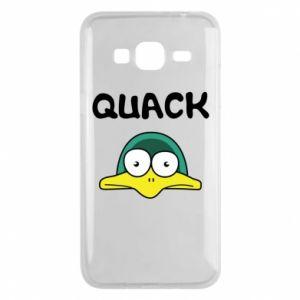 Etui na Samsung J3 2016 Quack
