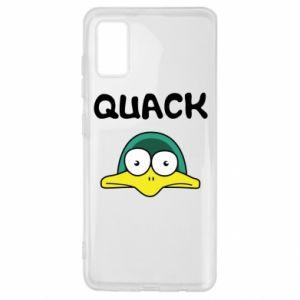 Etui na Samsung A41 Quack