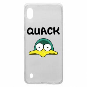 Etui na Samsung A10 Quack