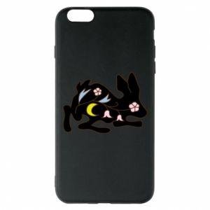 Etui na iPhone 6 Plus/6S Plus Rabbit with flowers