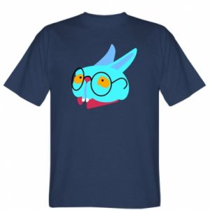 T-shirt Rabbit with glasses