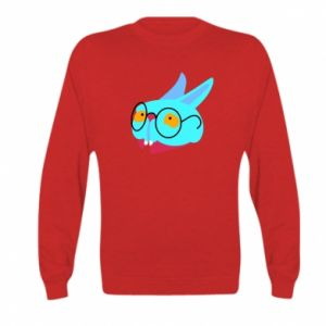 Bluza dziecięca Rabbit with glasses