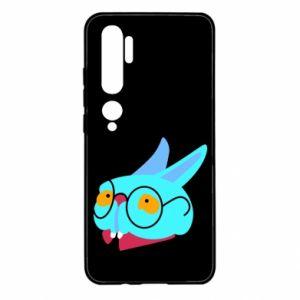 Etui na Xiaomi Mi Note 10 Rabbit with glasses