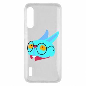 Etui na Xiaomi Mi A3 Rabbit with glasses