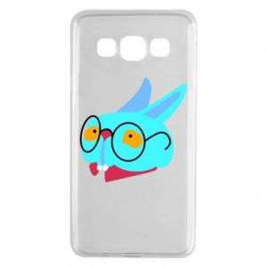 Etui na Samsung A3 2015 Rabbit with glasses