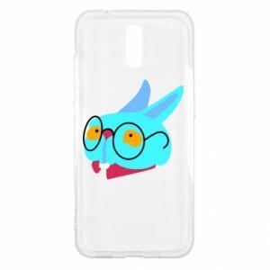 Etui na Nokia 2.3 Rabbit with glasses