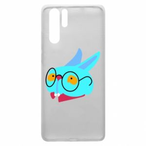 Etui na Huawei P30 Pro Rabbit with glasses