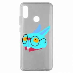 Etui na Huawei Honor 10 Lite Rabbit with glasses