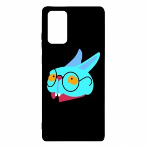 Etui na Samsung Note 20 Rabbit with glasses