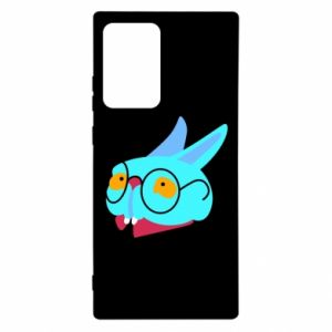 Etui na Samsung Note 20 Ultra Rabbit with glasses