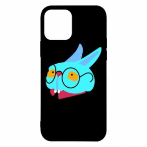 Etui na iPhone 12/12 Pro Rabbit with glasses