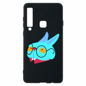 Etui na Samsung A9 2018 Rabbit with glasses