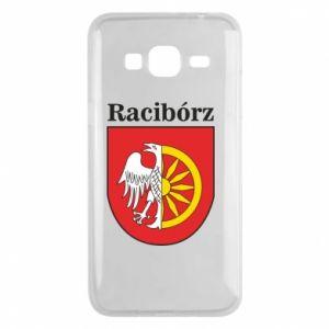Phone case for Samsung J3 2016 Raciborz, emblem
