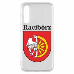 Huawei P20 Pro Case Raciborz, emblem