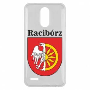 Lg K10 2017 Case Raciborz, emblem