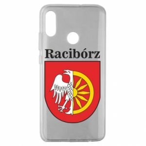 Huawei Honor 10 Lite Case Raciborz, emblem