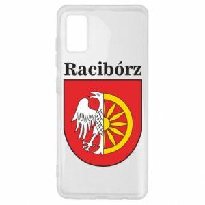 Samsung A41 Case Raciborz, emblem