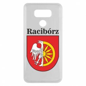 LG G6 Case Raciborz, emblem