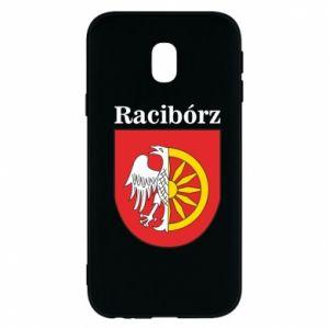 Phone case for Samsung J3 2017 Raciborz, emblem