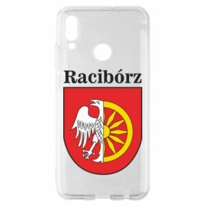 Huawei P Smart 2019 Case Raciborz, emblem
