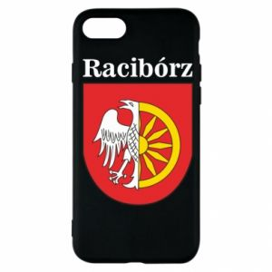 iPhone SE 2020 Case Raciborz, emblem