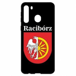 Samsung A21 Case Raciborz, emblem