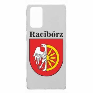 Samsung Note 20 Case Raciborz, emblem