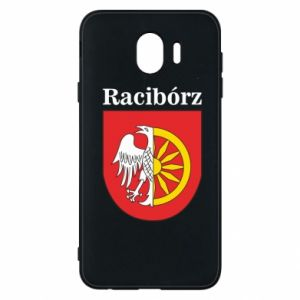 Phone case for Samsung J4 Raciborz, emblem
