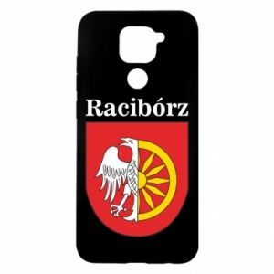 Xiaomi Redmi Note 9 / Redmi 10X case % print% Raciborz, emblem