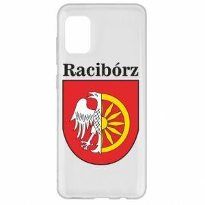 Samsung A31 Case Raciborz, emblem
