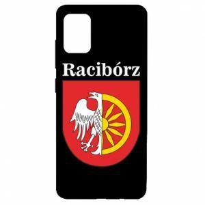 Samsung A51 Case Raciborz, emblem