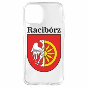 iPhone 12 Mini Case Raciborz, emblem