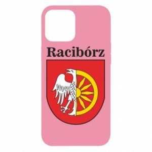 iPhone 12 Pro Max Case Raciborz, emblem