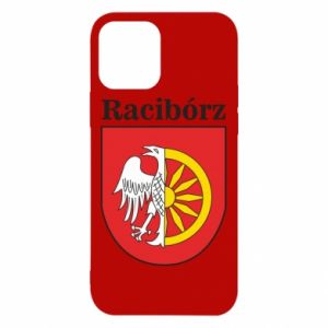 iPhone 12/12 Pro Case Raciborz, emblem