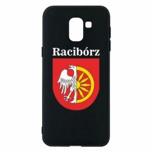 Phone case for Samsung J6 Raciborz, emblem