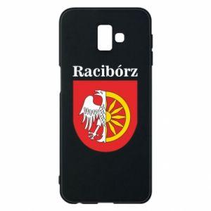 Phone case for Samsung J6 Plus 2018 Raciborz, emblem