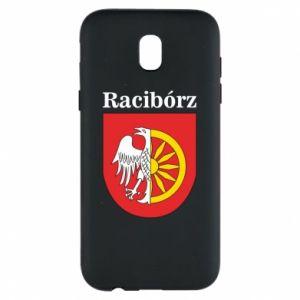 Phone case for Samsung J5 2017 Raciborz, emblem