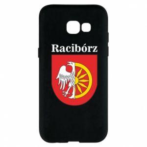 Phone case for Samsung A5 2017 Raciborz, emblem