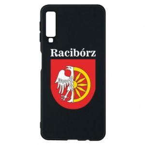 Phone case for Samsung A7 2018 Raciborz, emblem