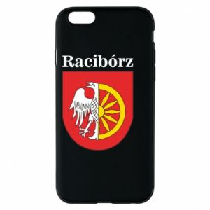 iPhone 6/6S Case Raciborz, emblem