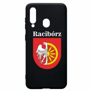 Phone case for Samsung A60 Raciborz, emblem