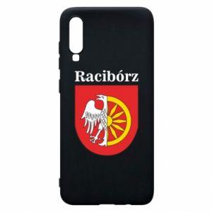 Phone case for Samsung A70 Raciborz, emblem