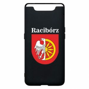 Phone case for Samsung A80 Raciborz, emblem