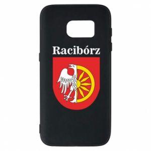 Phone case for Samsung S7 Raciborz, emblem